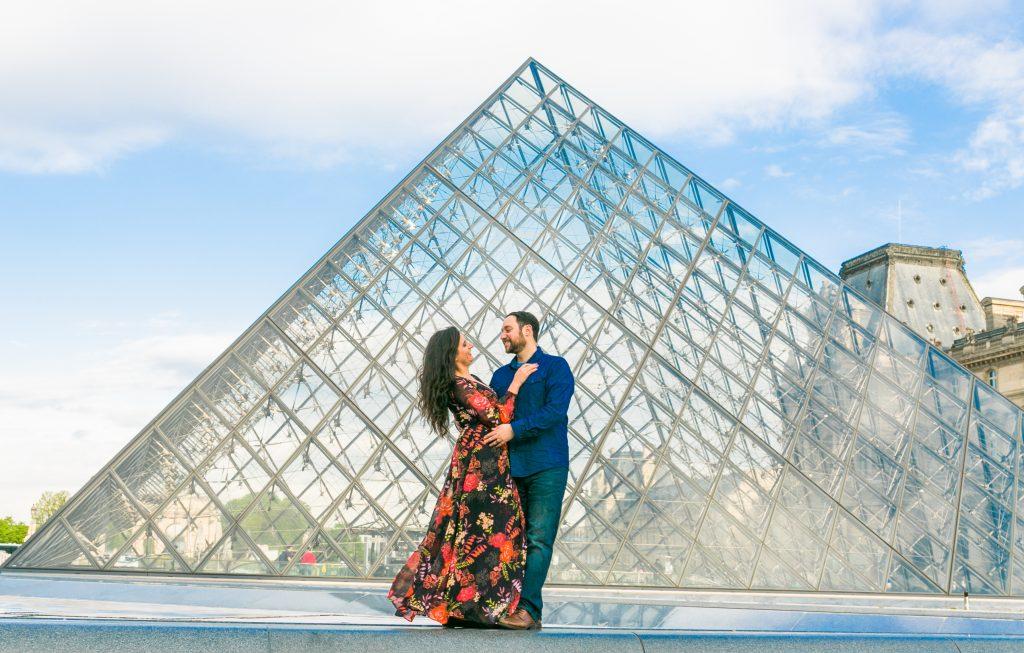 Fotógrafo brasileiro em Paris : Ensaio lua de mel em Paris no Louvre