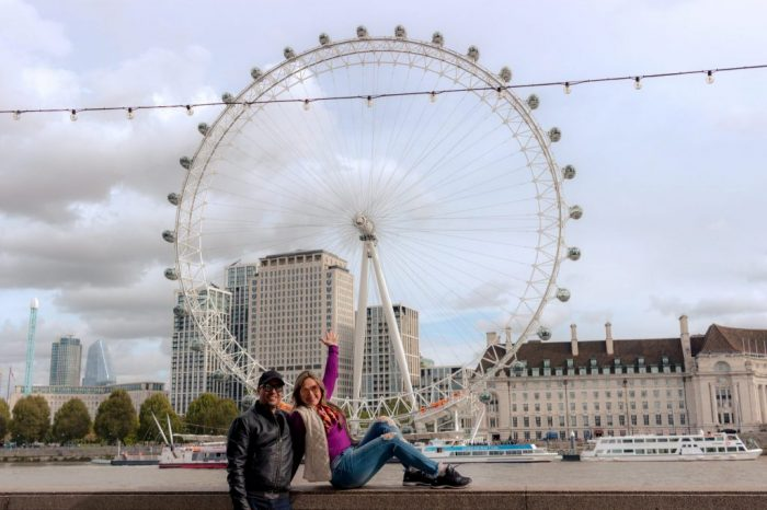 Londres : Ensaio 2H