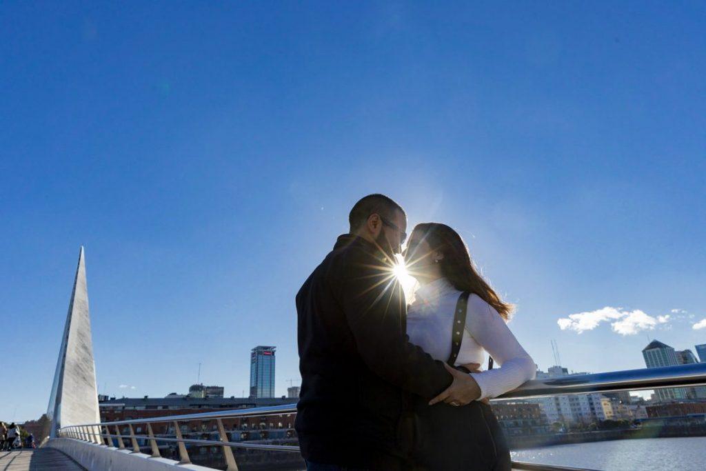 Ensaio casal em Porto Madero