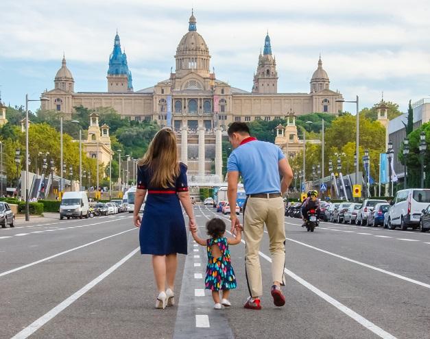 Quais os pontos turísticos mais fotogênicos de Barcelona?