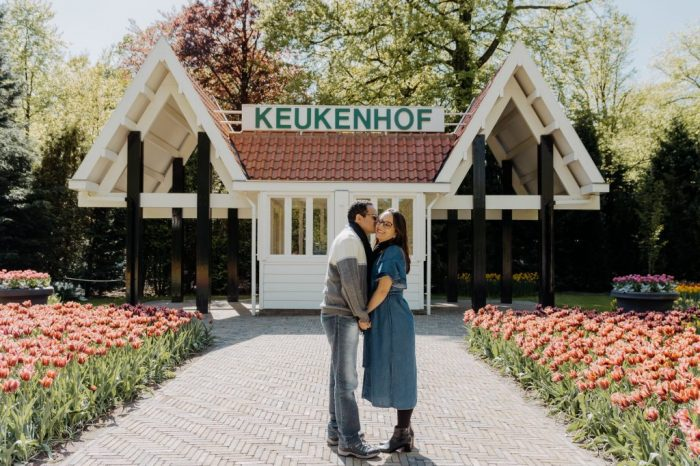 Keukenhof : Foto Tour 4H