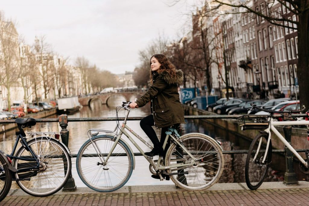 Ensaio feminino na Holanda com fotógrafo brasileiro em Amsterdã