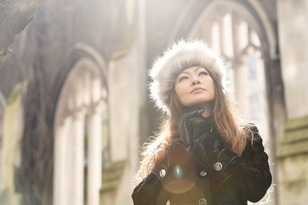 Souvenirs Photos - Ensaio fotográfico em Londres no inverno