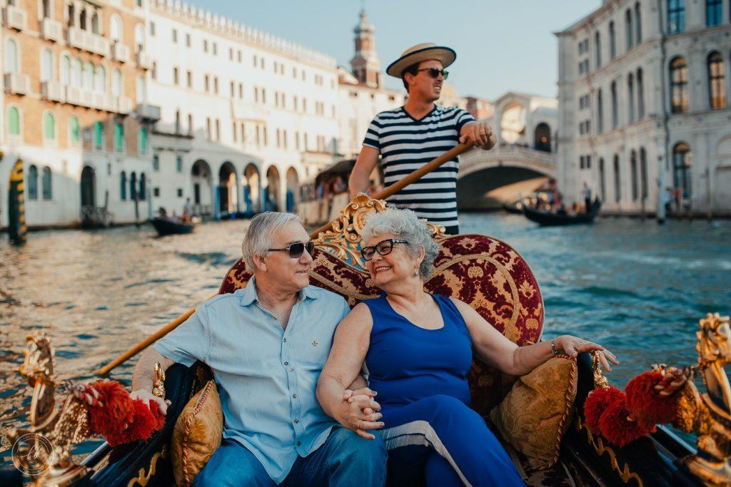 Ensaio casal na Itália com fotografa brasileira em Veneza