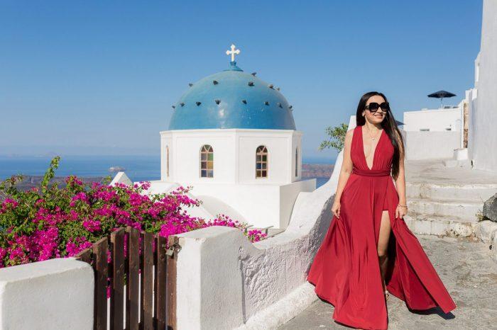 Santorini : Ensaio de 3H