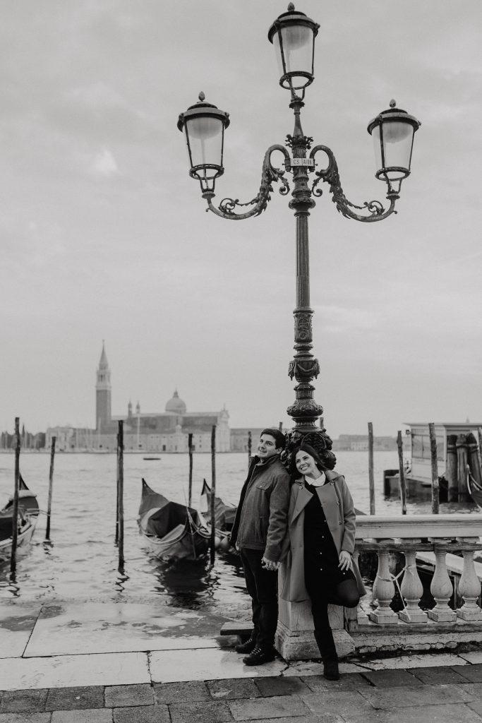 Fotógrafo brasileiro em Veneza : Fotos em Veneza - Ensaio casal