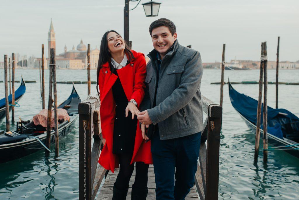 Fotógrafo brasileiro em Veneza : Fotos em Veneza - Ensaio casal nos canais