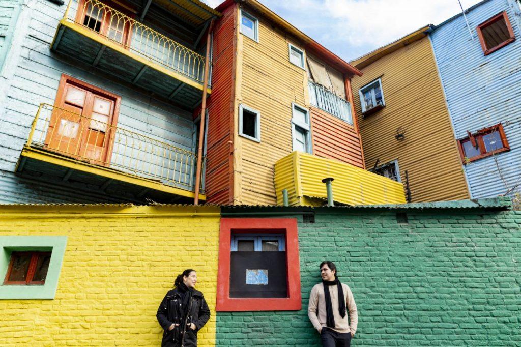 Ensaio em Buenos Aires com fotógrafa brasileira