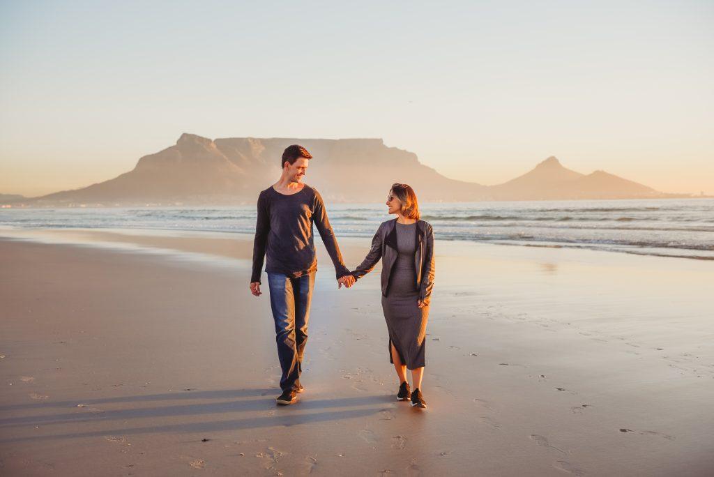 Ensaio Casal em Cape Town - Fotografo na Africa do Sul
