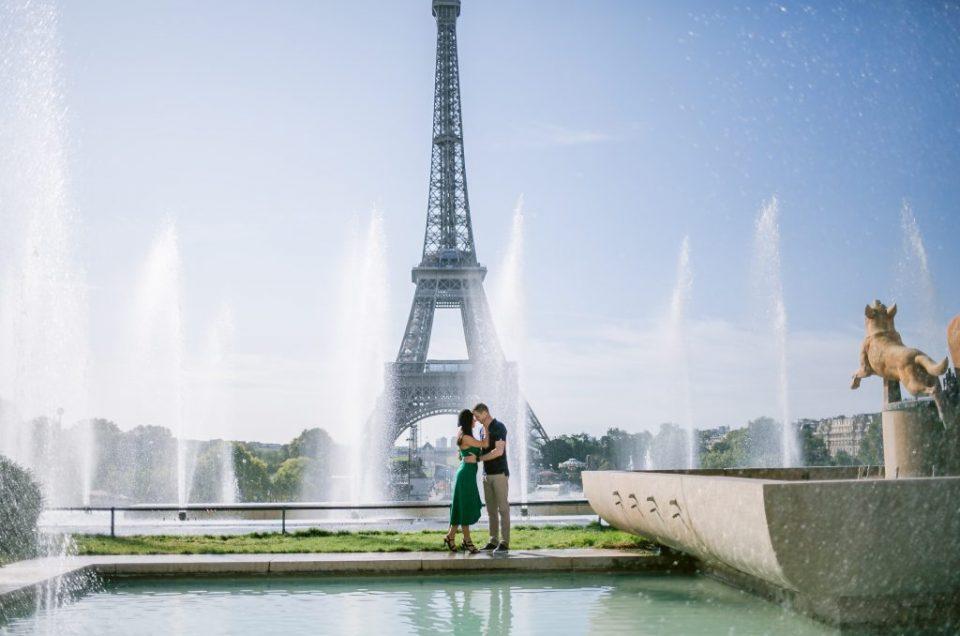 Torre Eiffel : o principal ponto turístico de Paris