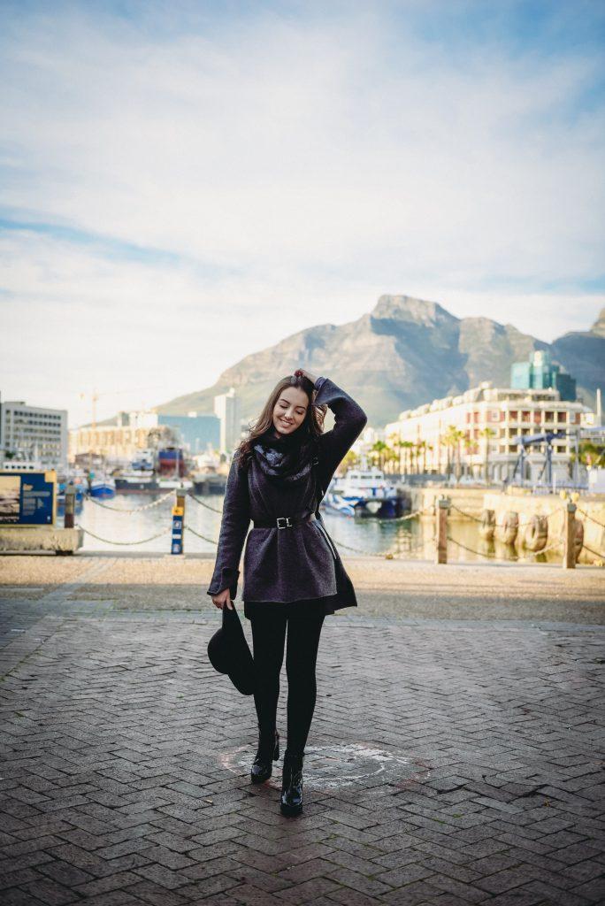 Ensaio em Cape Town com fotografo brasileiro na Africa do Sul