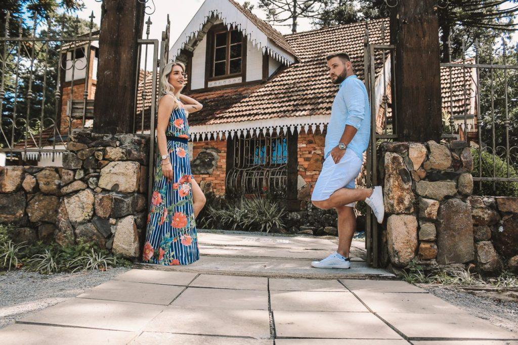 Ensaio casal com nossa fotógrafa em Gramado