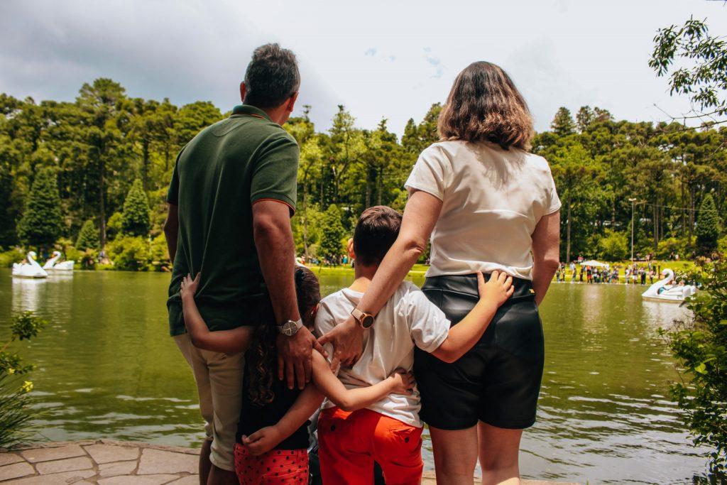Ensaio família no Lado Negro no Rio Grande do Sul - Fotógrafa em Gramado