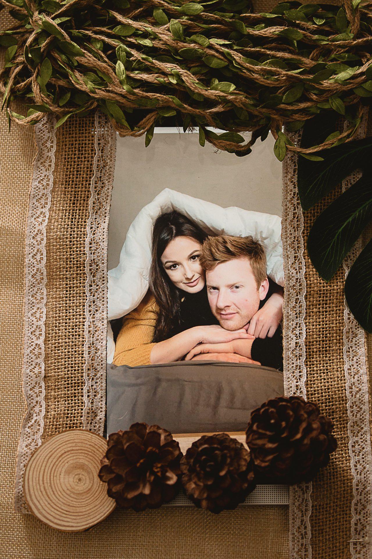 Ensaio virtual de casal em casa - Presente dia dos namorados na quarentena