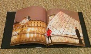 Produtos : Fotolivro - Souvenirs de Ensaio em Paris