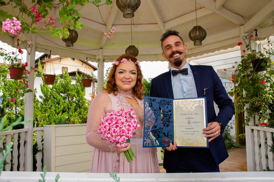 Casamento em Gramado : casal enfrenta o coronavírus e amor é possível em pandemia de coronavírus
