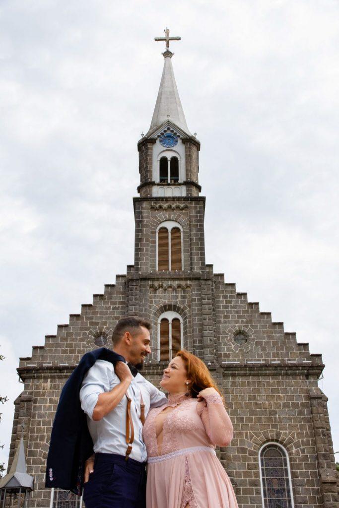 Fotógrafo em Gramado - Realizar ensaio e casar na Catedral de Pedra