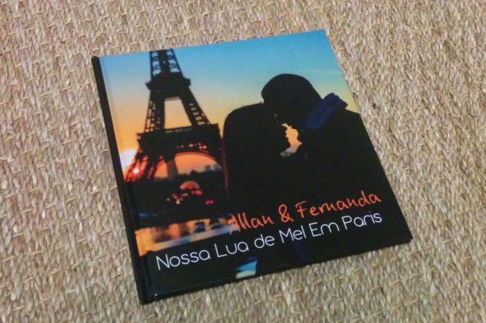 Album de Fotos Médio Quadrado
