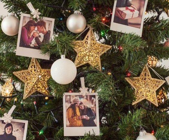 Polaroids de Natal