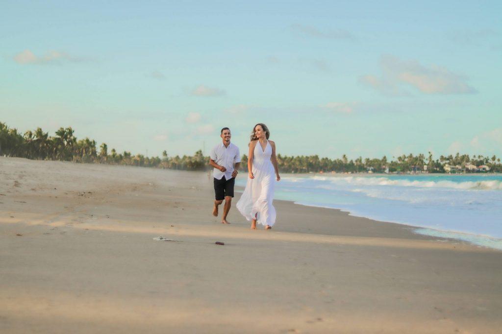 Ensaio Pré-wedding em Porto de Galinhas - Fotógrafo em Pernambuco