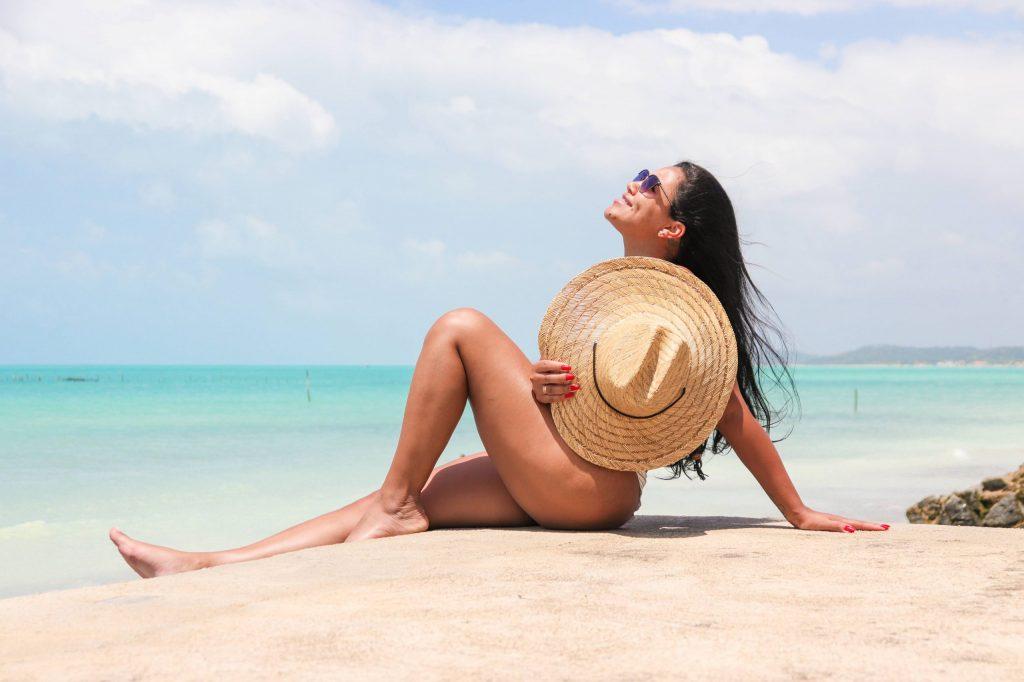 Ensaio feminino na praia de Maragogi - Fotógrafo em Pernambuco