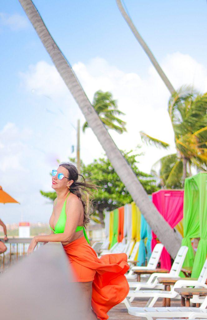 Ensaio feminino no hotel em Porto de Galinhas - Fotógrafo em Pernambuco