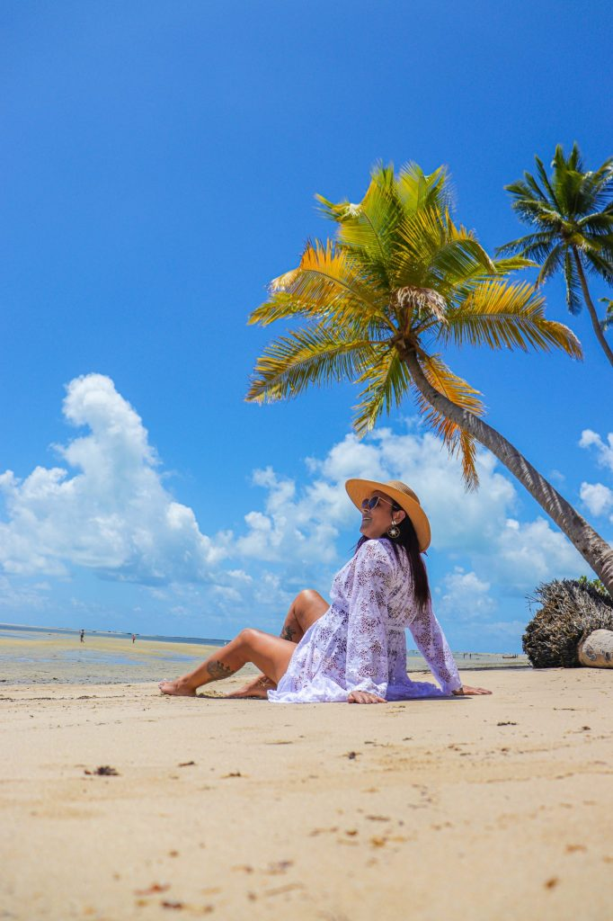 Ensaio mulher na praia- Fotógrafo em Maragogi