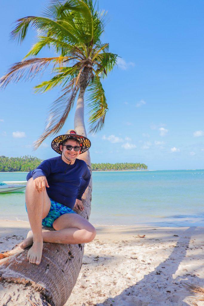 Ensaio na praia de Carneiros - Fotógrafo em Pernambuco